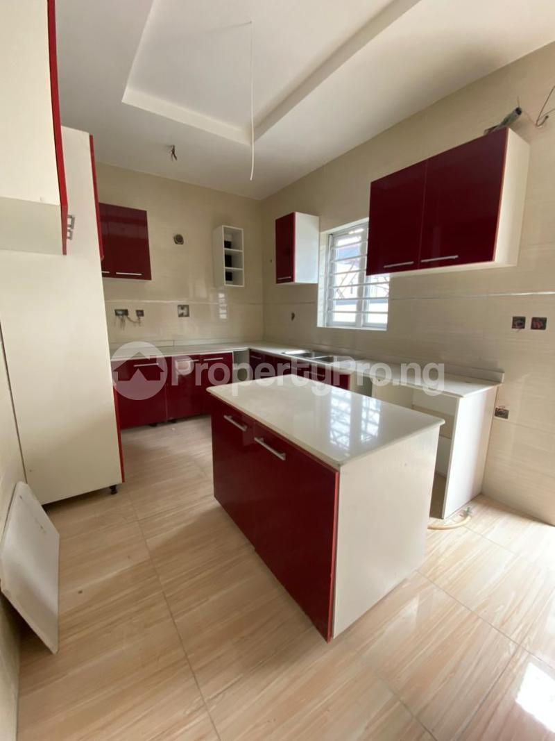 4 bedroom Semi Detached Duplex House for sale Idado Lekki Lagos - 4