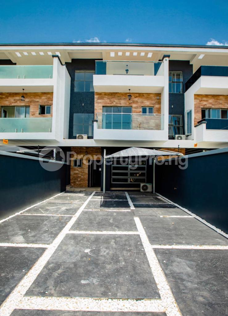 4 bedroom Terraced Duplex House for sale Osborne Foreshore Estate Ikoyi Lagos - 0