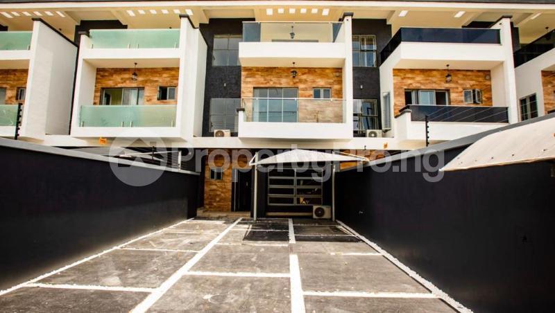 4 bedroom Terraced Duplex House for sale Osborne Foreshore Estate Ikoyi Lagos - 11