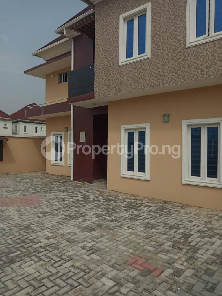 4 bedroom Semi Detached Duplex for sale   Lekki Phase 1 Lekki Lagos - 0