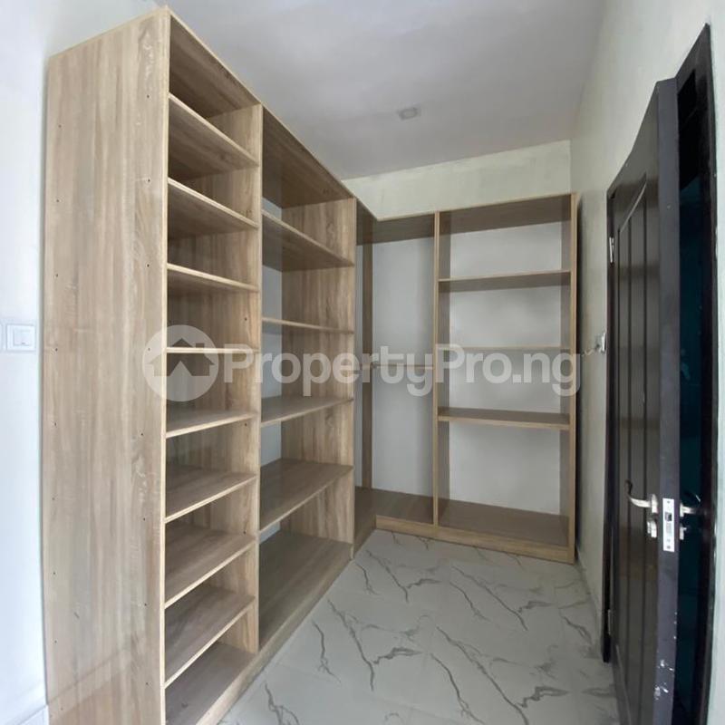 4 bedroom Semi Detached Duplex for sale Osapa london Lekki Lagos - 5