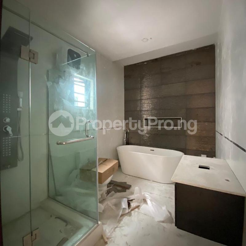 4 bedroom Semi Detached Duplex for sale Osapa london Lekki Lagos - 4