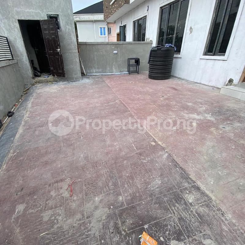 4 bedroom Semi Detached Duplex for sale Osapa london Lekki Lagos - 9
