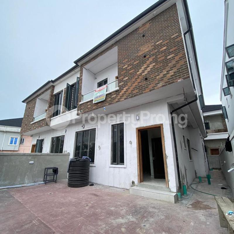4 bedroom Semi Detached Duplex for sale Osapa london Lekki Lagos - 0