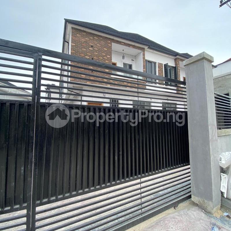 4 bedroom Semi Detached Duplex for sale Osapa london Lekki Lagos - 1