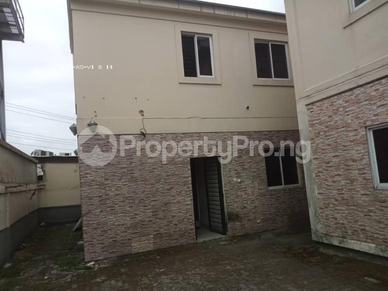 4 bedroom Semi Detached Duplex House for rent Dolphin Estate Ikoyi Lagos - 1