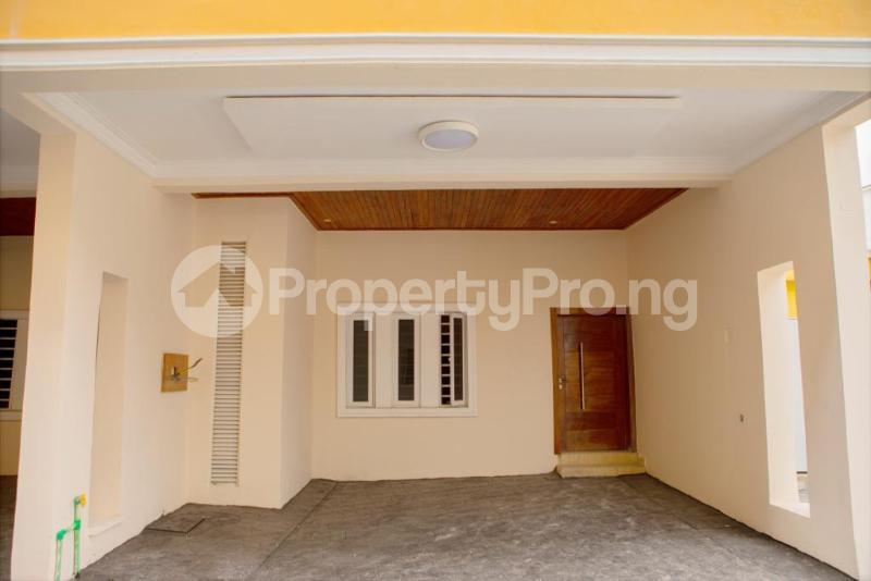 4 bedroom Terraced Duplex House for rent Chevron Alternative chevron Lekki Lagos - 7