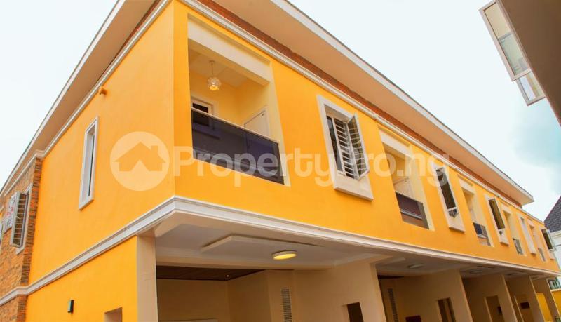 4 bedroom Terraced Duplex House for rent Chevron Alternative chevron Lekki Lagos - 9