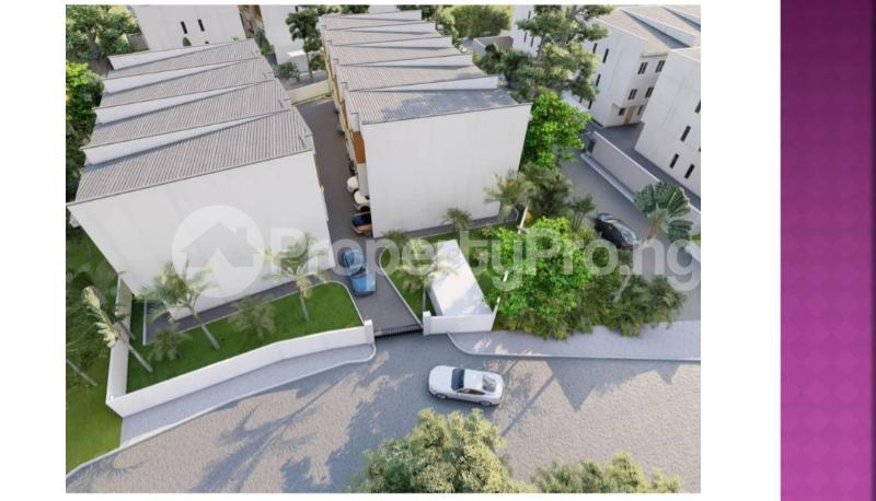 4 bedroom Terraced Duplex for sale . Alaka Estate Surulere Lagos - 3