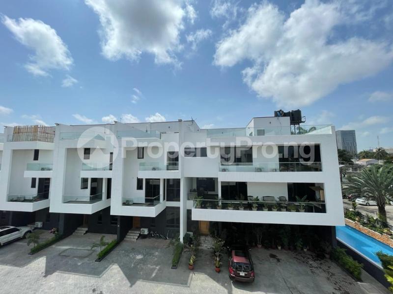 4 bedroom Terraced Duplex for sale Off Kofo Abayomi, Victoria Island Lagos - 4