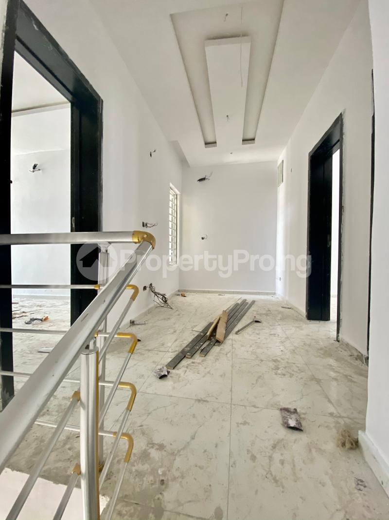 4 bedroom Terraced Duplex House for sale By the 2nd toll gate  Lekki Lagos - 6
