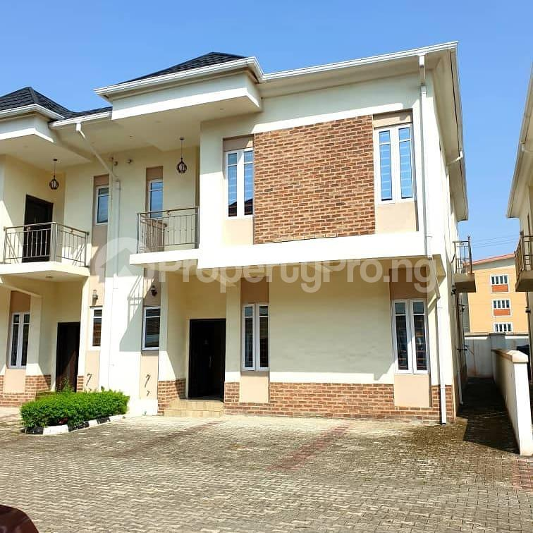 4 bedroom Terraced Duplex House for sale Ajah Abraham adesanya estate Ajah Lagos - 9