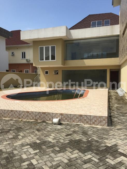 4 bedroom Terraced Duplex House for sale Charles Lawal chevron Lekki Lagos - 0