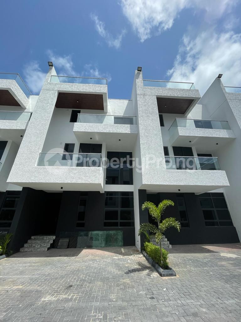 4 bedroom Terraced Duplex for sale Off Kofo Abayomi, Victoria Island Lagos - 1