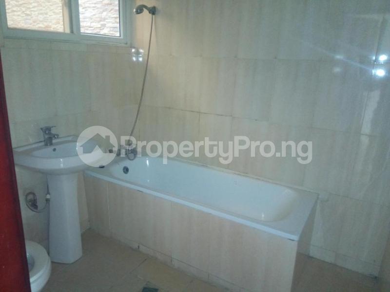 4 bedroom Terraced Duplex House for rent Bourdillon Court Estate  chevron Lekki Lagos - 8