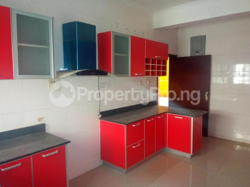 4 bedroom Terraced Duplex House for rent Bourdillon Court Estate  chevron Lekki Lagos - 7