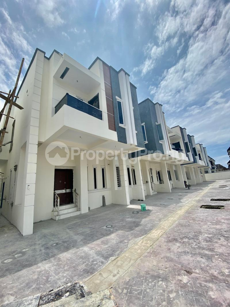 4 bedroom Terraced Duplex House for sale By the 2nd toll gate  Lekki Lagos - 0