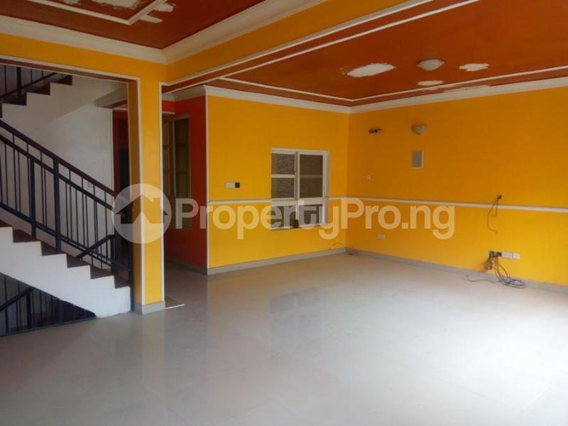 4 bedroom Terraced Duplex House for rent Bourdillon Court Estate  chevron Lekki Lagos - 6