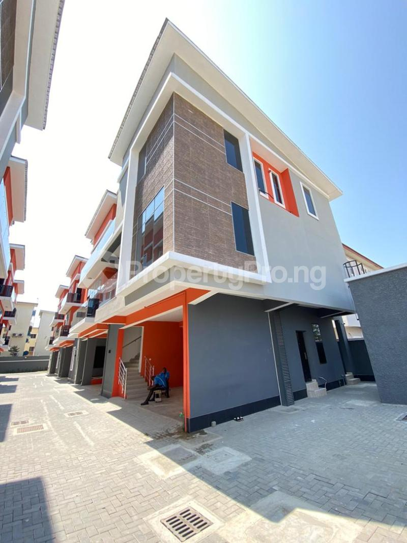 4 bedroom Terraced Duplex House for sale Lekki Phase 1 Lekki Lagos - 1