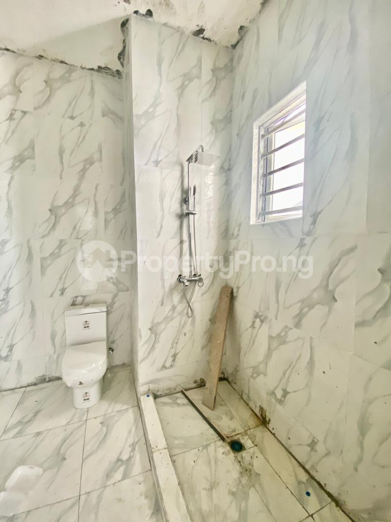 4 bedroom Terraced Duplex House for sale By the 2nd toll gate  Lekki Lagos - 14