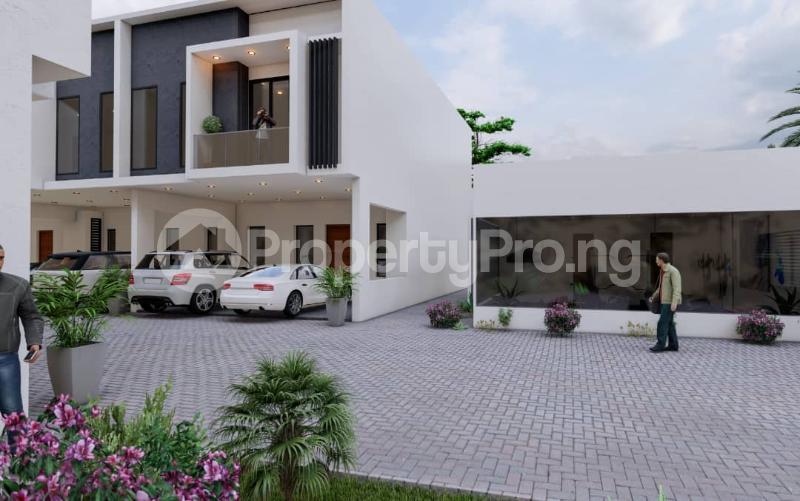 4 bedroom Terraced Duplex for sale Orchid Hotel Road,lekki chevron Lekki Lagos - 6