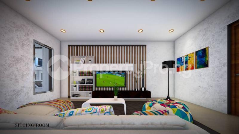 4 bedroom Terraced Duplex for sale Orchid Hotel Road,lekki chevron Lekki Lagos - 4