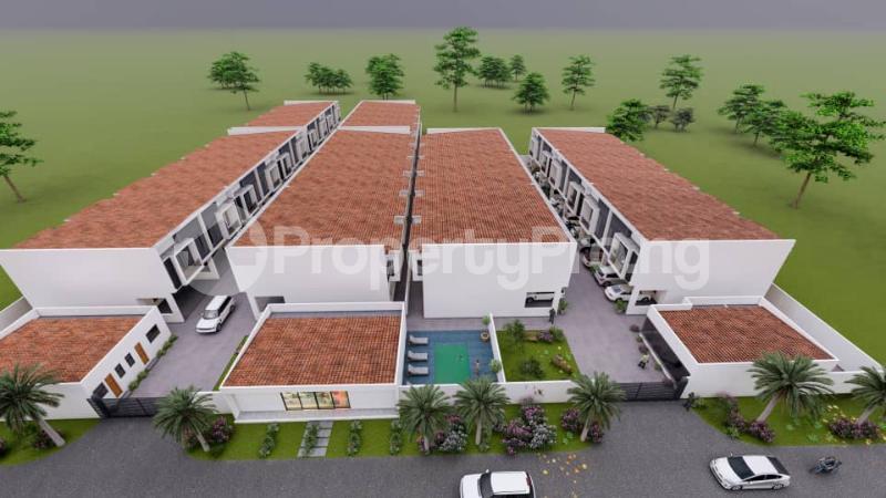 4 bedroom Terraced Duplex for sale Orchid Hotel Road,lekki chevron Lekki Lagos - 1