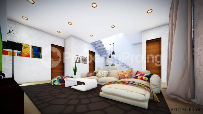 4 bedroom Terraced Duplex for sale Orchid Hotel Road,lekki chevron Lekki Lagos - 7