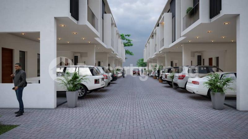 4 bedroom Terraced Duplex for sale Orchid Hotel Road,lekki chevron Lekki Lagos - 13