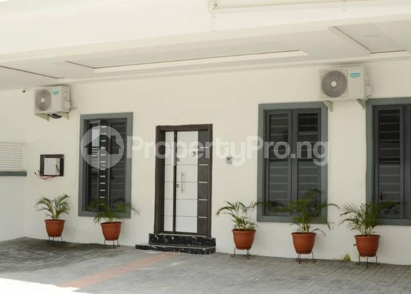 4 bedroom Terraced Duplex House for shortlet - Lekki Lagos - 12