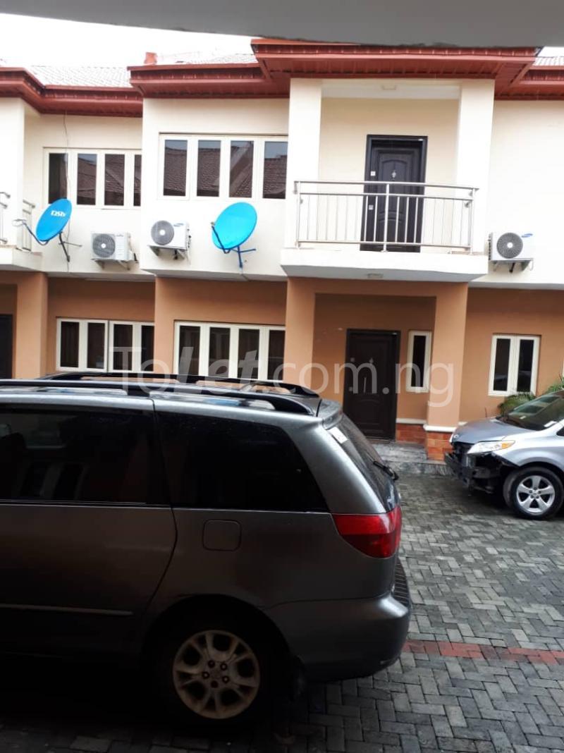 4 bedroom Terraced Duplex for sale Peace Estate; Babs Animasaun Surulere Lagos - 2