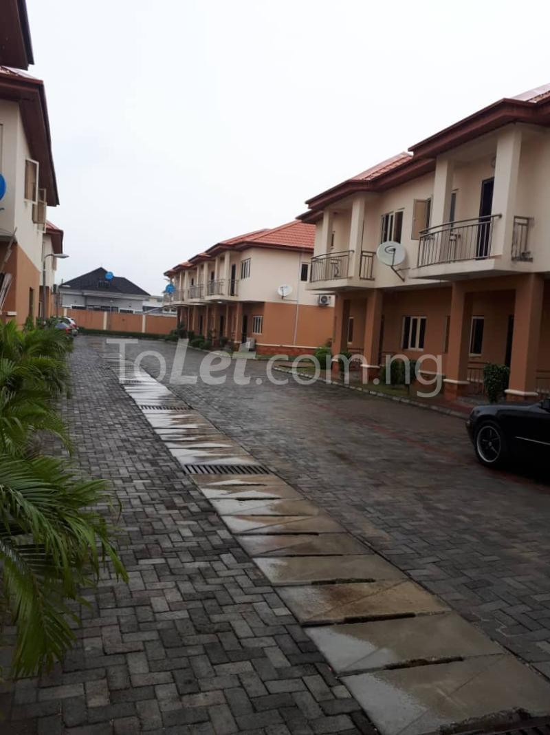 4 bedroom Terraced Duplex for sale Peace Estate; Babs Animasaun Surulere Lagos - 0