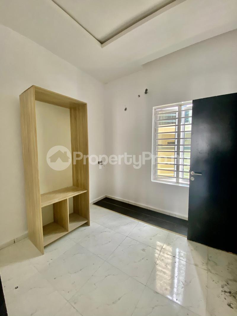 4 bedroom Terraced Duplex House for sale By the 2nd toll gate  Lekki Lagos - 4