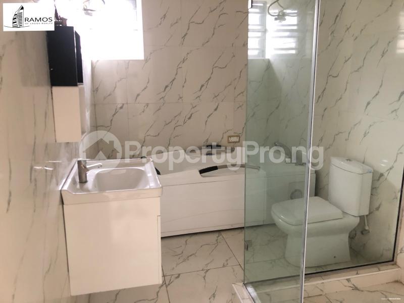 4 bedroom Terraced Duplex House for rent Orchid Road Lekki Phase 2 Lekki Lagos - 9