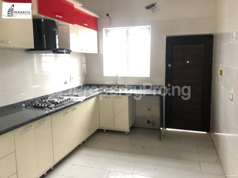 4 bedroom Terraced Duplex House for rent Orchid Road Lekki Phase 2 Lekki Lagos - 5
