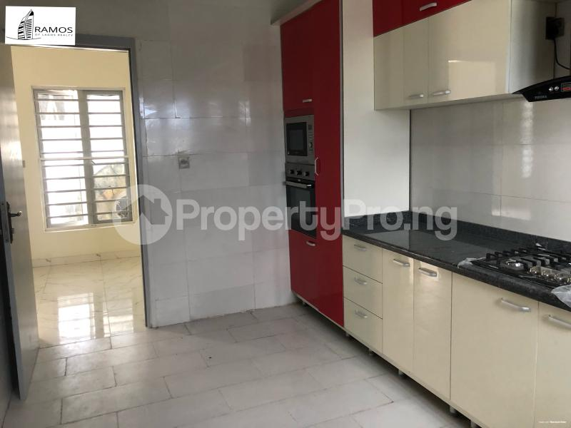 4 bedroom Terraced Duplex House for rent Orchid Road Lekki Phase 2 Lekki Lagos - 4