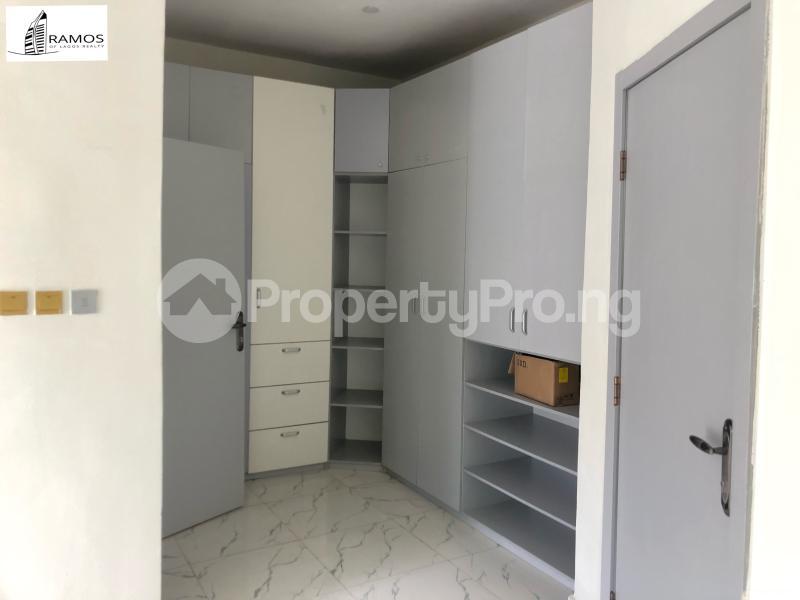 4 bedroom Terraced Duplex House for rent Orchid Road Lekki Phase 2 Lekki Lagos - 8