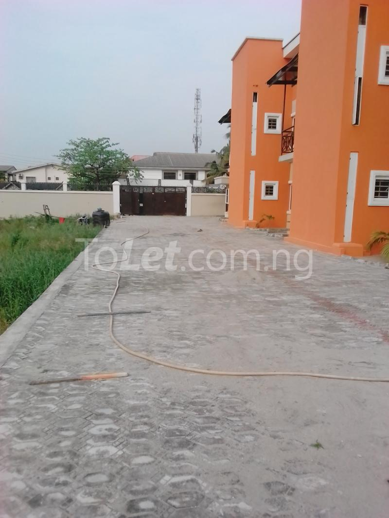 4 bedroom House for sale Park view estate Ago palace Okota Lagos - 1