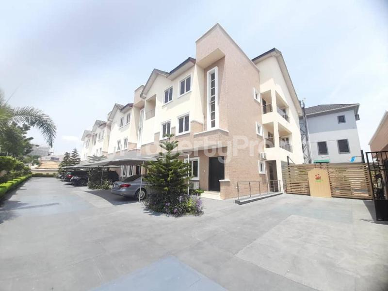 4 bedroom Terraced Duplex House for rent Banana Island Ikoyi Lagos - 0