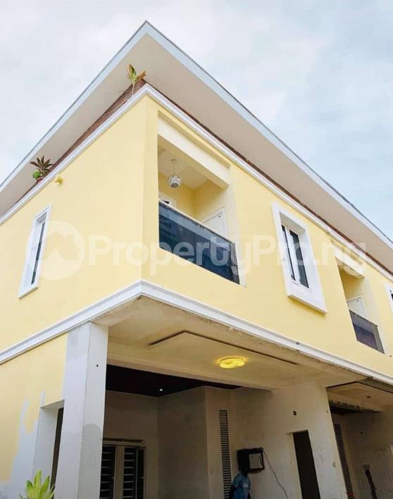 4 bedroom Terraced Duplex House for sale chevron chevron Lekki Lagos - 0