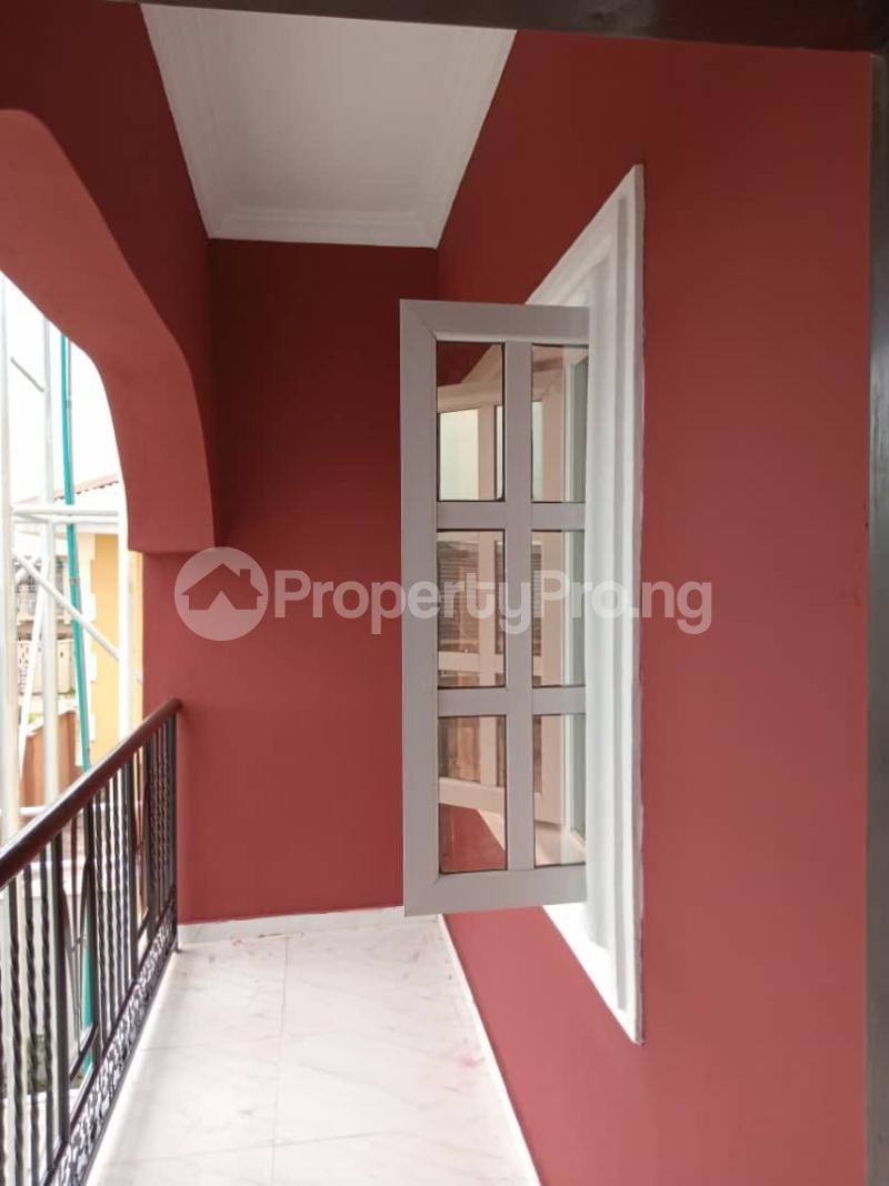 4 bedroom Terraced Duplex House for rent Akilapa Estate Idishin Ibadan Oyo - 0