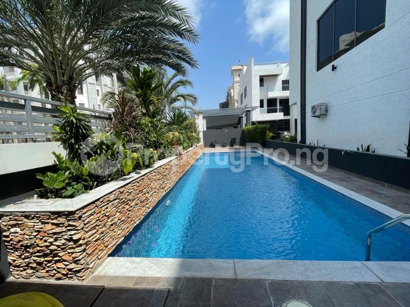 4 bedroom Terraced Duplex for sale Off Kofo Abayomi, Victoria Island Lagos - 9