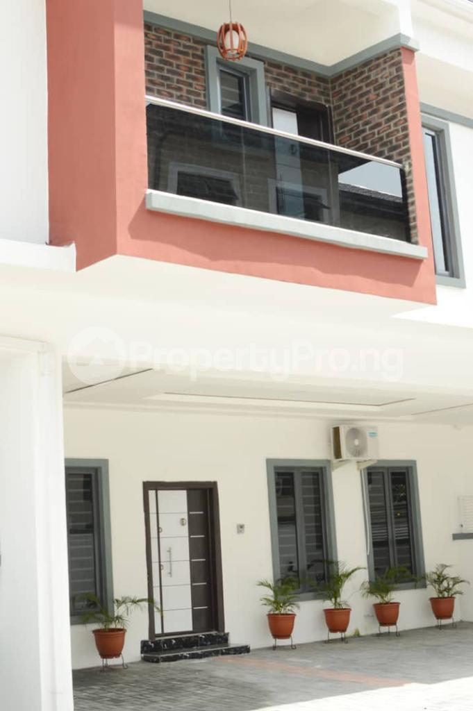 4 bedroom Terraced Duplex House for shortlet - Lekki Lagos - 19