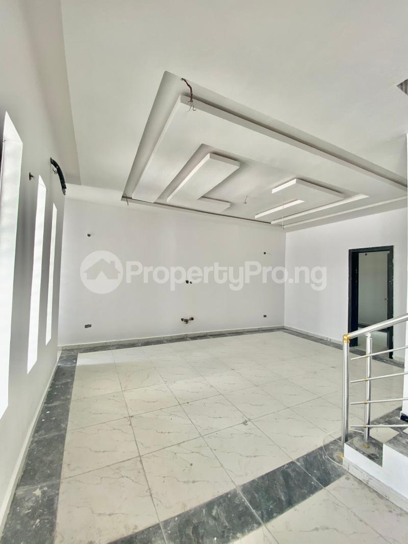 4 bedroom Terraced Duplex House for sale By the 2nd toll gate  Lekki Lagos - 1