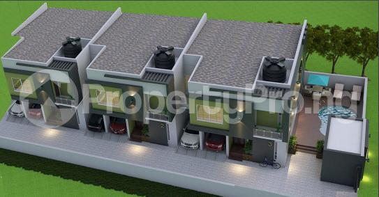 4 bedroom Terraced Duplex House for sale Ologolo Lekki Lagos - 0