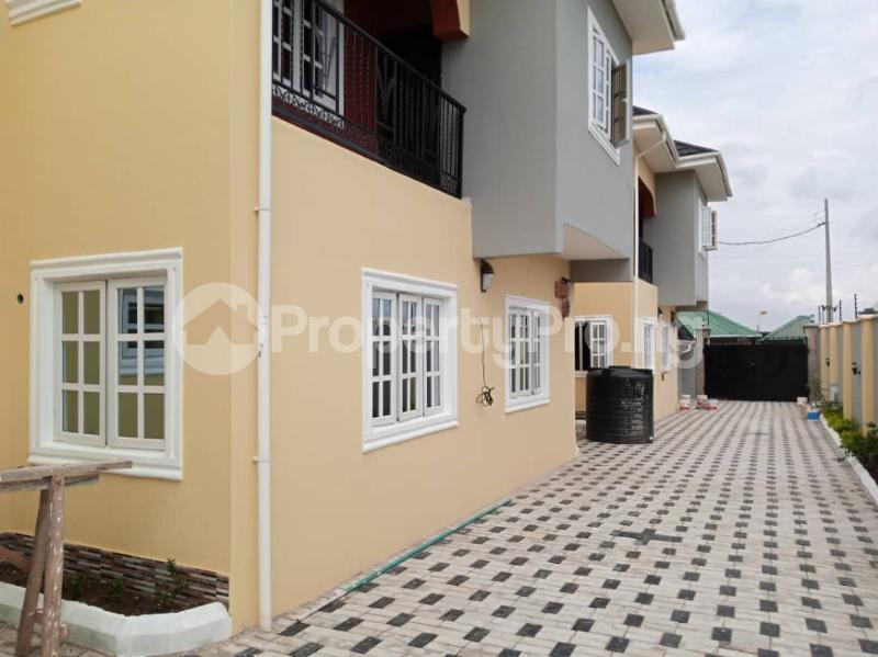 4 bedroom Terraced Duplex House for rent Akilapa Estate Idishin Ibadan Oyo - 2