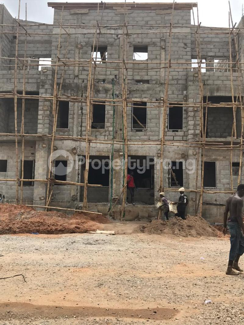 4 bedroom Terraced Duplex House for sale Jabi, airport road Jabi Abuja - 1