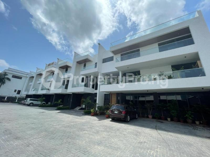 4 bedroom Terraced Duplex for sale Off Kofo Abayomi, Victoria Island Lagos - 0