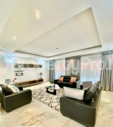 4 bedroom Terraced Duplex for rent   Gerard road Ikoyi Lagos - 1