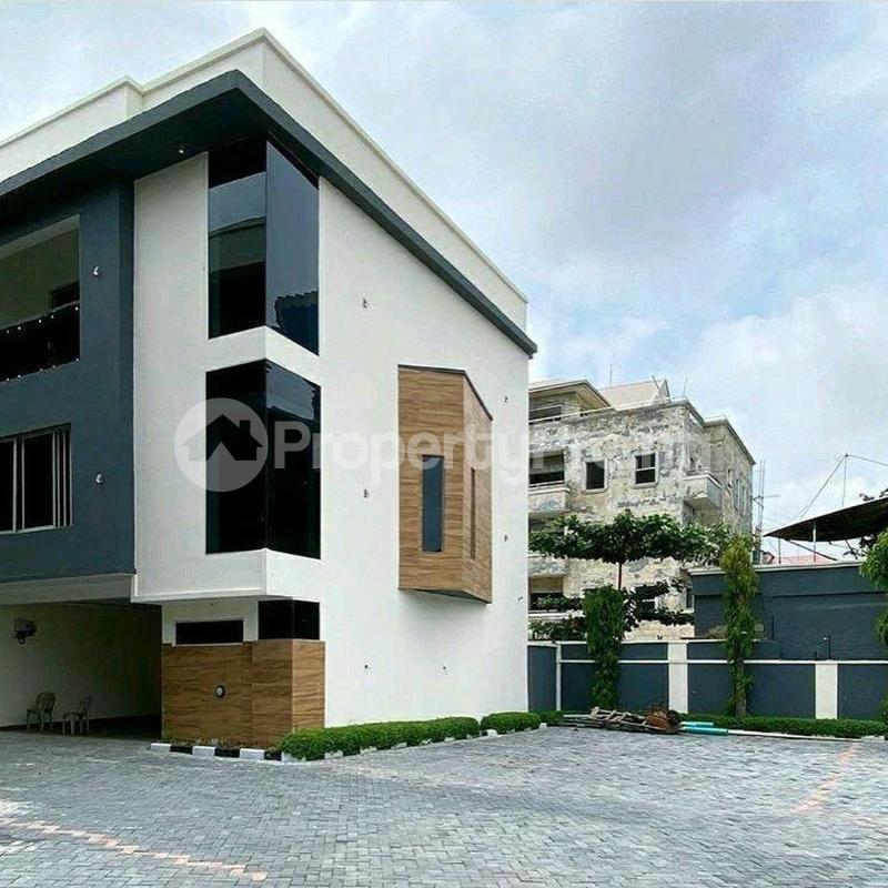 4 bedroom Terraced Duplex House for sale Victoria Island  Adeola Odeku Victoria Island Lagos - 8